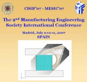 IICISIF-MESIC2007