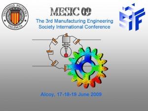 IIICISIF-MESIC2009