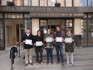 Premiados Wikifabricación 2012